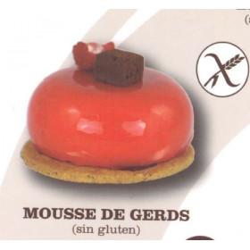 MOUSSE DE GERDS SIN GLUTEN...