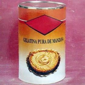 GELATINA DE MANZANA LATA...