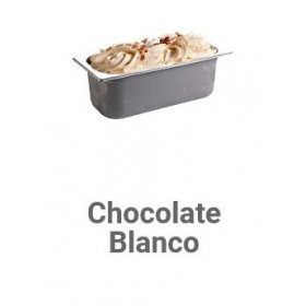 CREMA CHOCOLATE BLANCO 2,5L